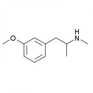 3-Methoxymethamphetamine (3-MMA)